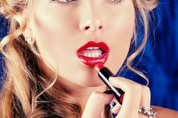 Astuces rouge à lèvres