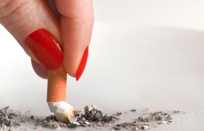 Quels signes après a cessé de fumer