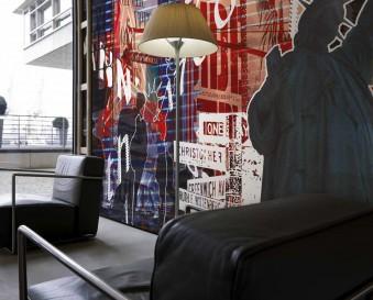 Papier peint new  york, une décoration murale