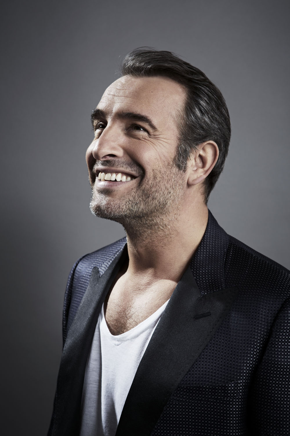 Jean dujardin depuis un gars une fille la carri re de for Jean dujardin photo
