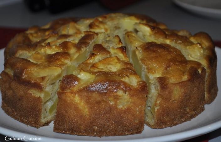 Gateau aux pommes : quand je le prépare, je suis certaine de faire plaisir à mes amies