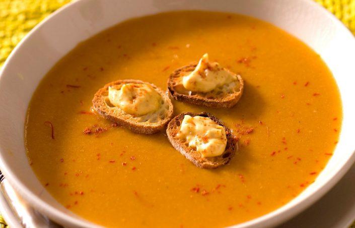 Soupe de poisson, une recette savoureuse