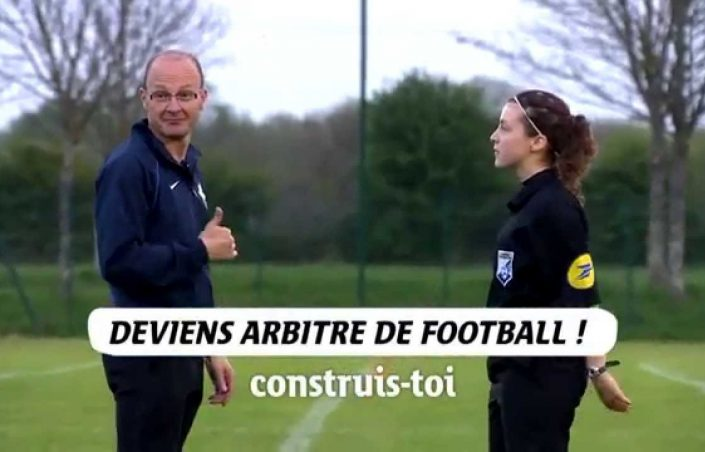 Comment devenir arbitre de football ?