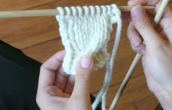 Comment tricoter une torsade ?